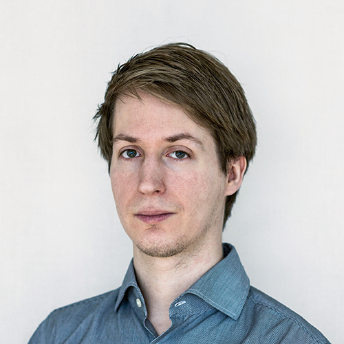Lukas Gloor Portrait