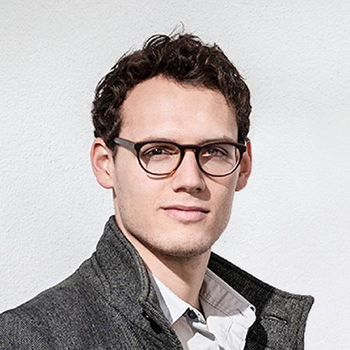Tobias Pulver Portrait