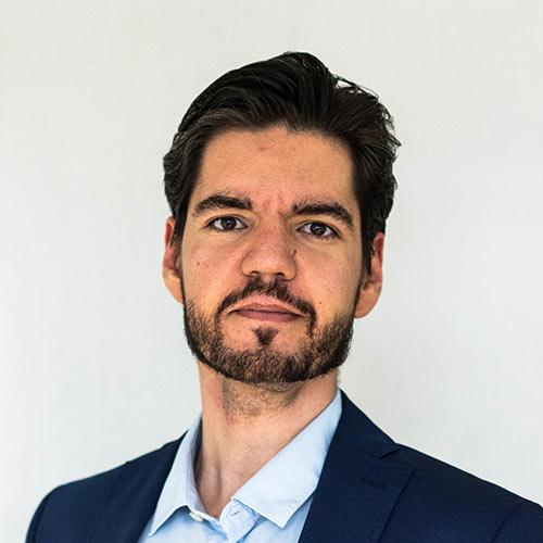 Adriano Mannino Portrait