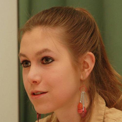 Meret Schneider Portrait