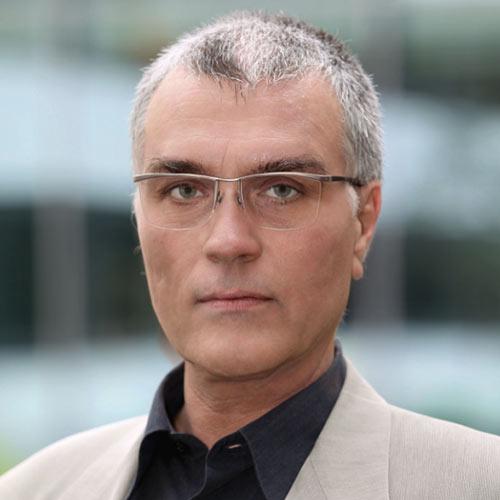 Prof. Dr. Thomas Metzinger Portrait